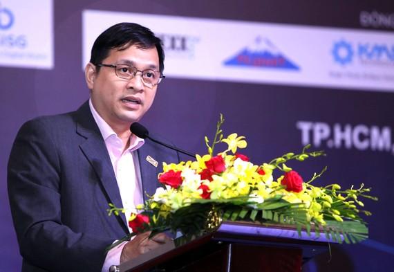 Ông Lâm Nguyễn Hải Long, Chủ tịch HCA