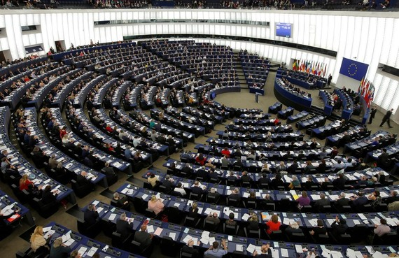 Cuộc bầu cử Nghị viện châu Âu diễn ra vào thời điểm EU đối mặt với nhiều thách thức. Ảnh: REUTERS