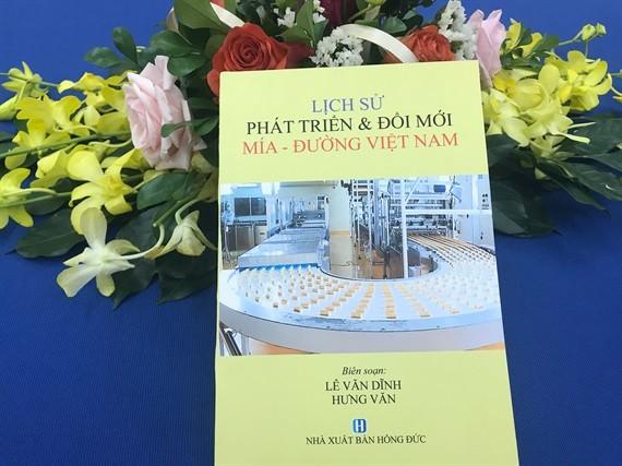 Lịch sử phát triển và đổi mới mía đường Việt Nam