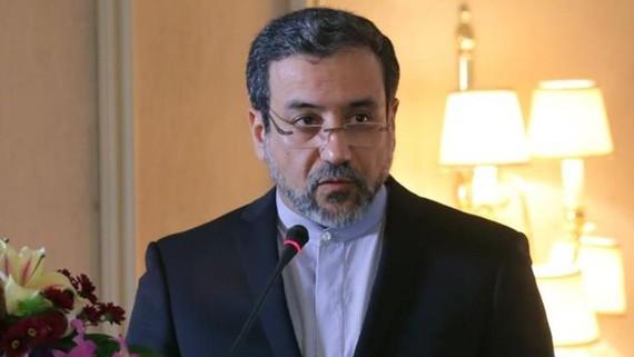 Thứ trưởng Ngoại giao Iran Abbas Araqchi. Ảnh: TTXVN
