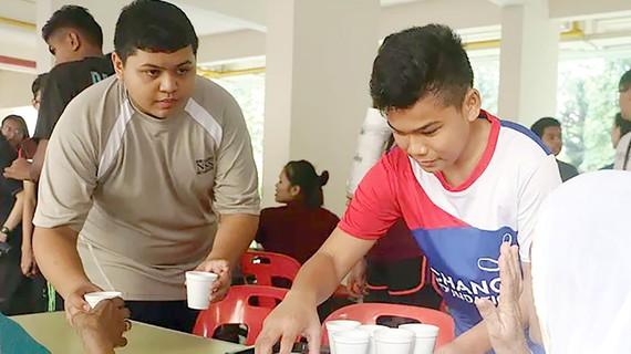 Care Corner giúp giới trẻ tìm việc làm bán thời gian