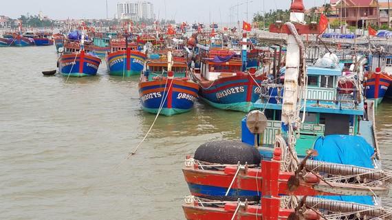 Xã biển Bảo Ninh có đội tàu cá xa bờ hùng mạnh