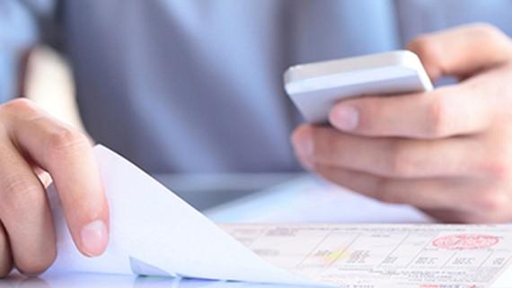Thanh toán tiền điện qua mạng tăng