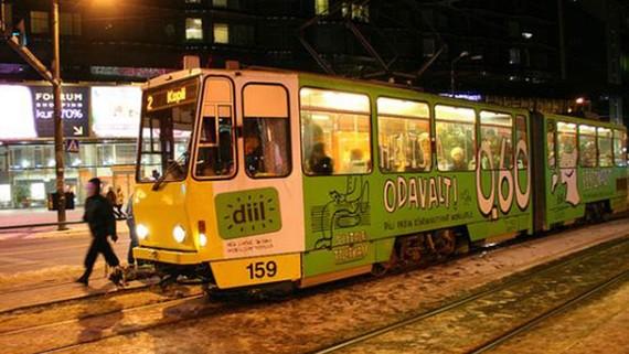 Estonia là quốc gia châu Âu đầu tiên cung cấp dịch vụ xe buýt miễn phí