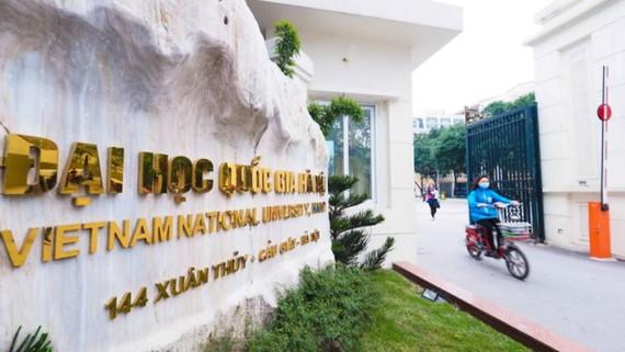 ĐH Quốc giá Hà Nội đã xây dựng đề án thí điểm đào tạo hệ cử nhân đặc biệt cho các tài năng thể thao