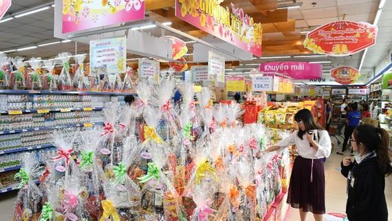 Thị trường bánh kẹo rất đa dạng sản phẩm, đáp ứng mọi nhu cầu tiêu dùng
