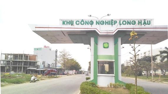 Khu công nghiệp Long Hậu, tỉnh Long An, tỷ lệ thu hút đầu tư đã lấp đầy 100%