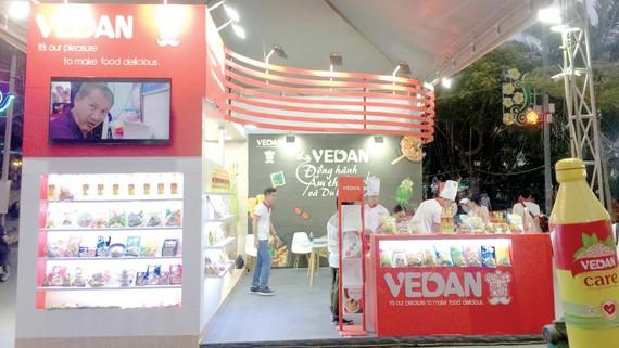 Các dòng sản phẩm gia vị đa dạng và dầu ăn ít khói của Vedan
