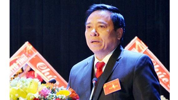 Ông Nguyễn Văn Thanh. Ảnh: Báo Hà Tĩnh