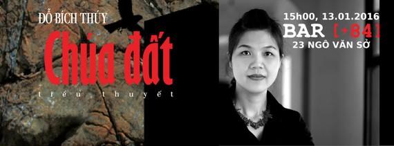 Tiểu thuyết của Đỗ Bích Thúy được dịch sang tiếng Hàn