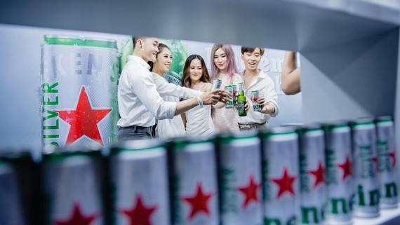 Nhẹ êm mà đậm chất cùng Heineken Silver