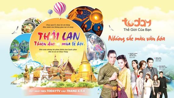 Rộn ràng không khí đất nước Thái Lan giữa lòng Hà Nội và TPHCM