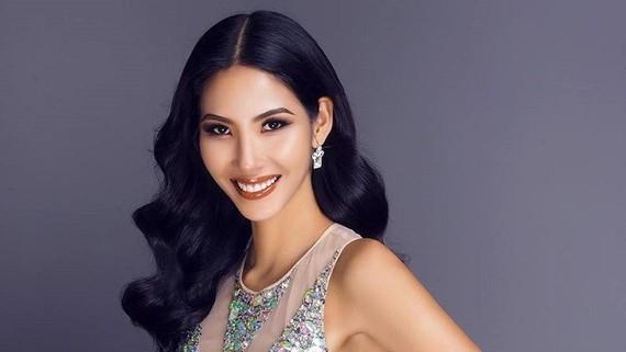 Hoàng Thùy tham dự Miss Universe 2019