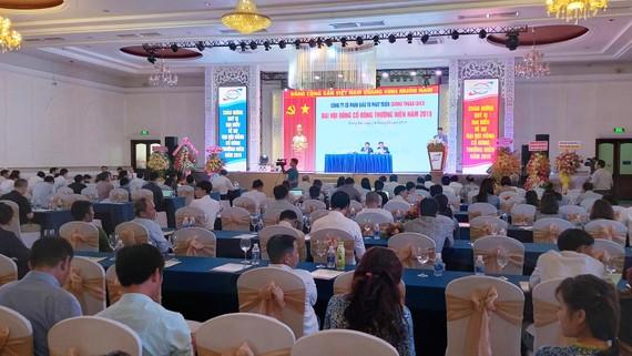 Quang cảnh Đại hội cổ đông Tập đoàn Cường Thuận 2019