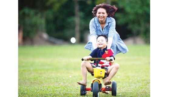 Giữ gìn hạnh phúc gia đình từ những điều nhỏ nhất. Ảnh: DŨNG PHƯƠNG