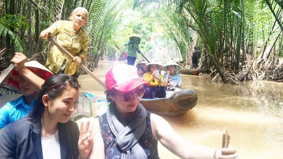 Các doanh nghiệp tham gia khảo sát, xúc tiến các hoạt động quảng bá du lịch tại Việt Nam