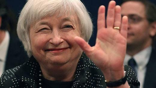 Bà Janet Yellen sẽ chính thức rời cương vị Chủ tịch FED vào cuối tuần này.