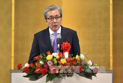 Phó Thủ tướng Thái Lan Somkid Jatusripitak.