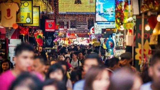 Khai mạc Tuần lễ hàng Việt Nam tại Singapore 2018