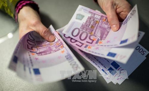 Khai tử đồng 500 euro từ ngày 27-1