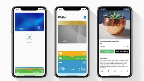 Tập đoàn Apple của Mỹ đã ra mắt dịch vụ Apple Pay tại Saudi Arabia.