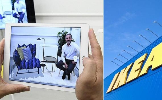 Ikea làm rúng động giới kinh doanh đồ nội thất bằng công nghệ thực tế