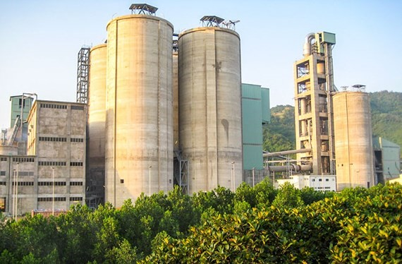 Quang Son Cement Company debt a burden on Vinaincon