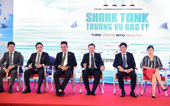 Shark Tank Television Series of Vietnam.