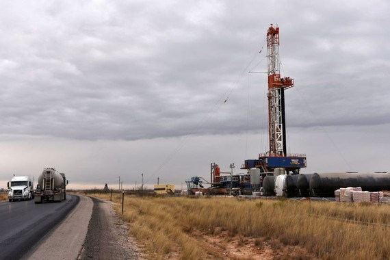 The current financial strain on shale producers is likely to intensify. PHOTO: NICK OXFORD/REUTERS