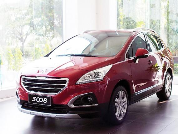 Peugeot 3008: Có giá mới 995 triệu đồng  đang hấp dẫn người tiêu dùng Việt