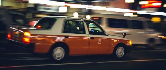 Sony hỗ trợ công nghệ taxi