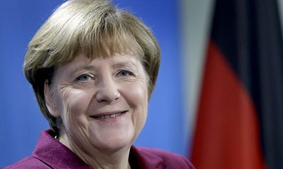 Thủ tướng Đức Angela Merkel. Ảnh: AP