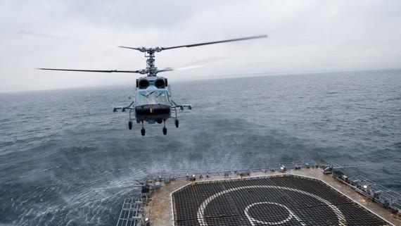 Mỹ và NATO tăng cường hiện diện tại Đại Tây Dương. Ảnh: russianinsight.com