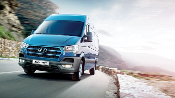 Hyundai Solati chính thức ra mắt thị trường Việt Nam
