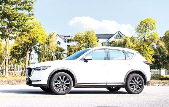 Mazda sở hữu thiết kế KODO đặc trưng