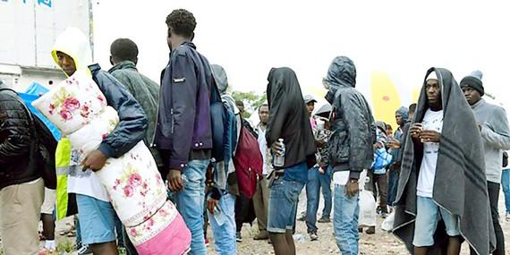 Niger giải cứu 580 người bị bỏ mặc trên sa mạc