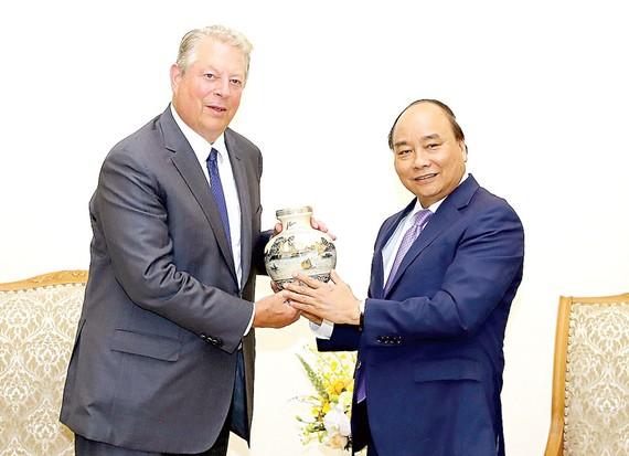 Việt Nam luôn coi Hoa Kỳ là đối tác quan trọng hàng đầu