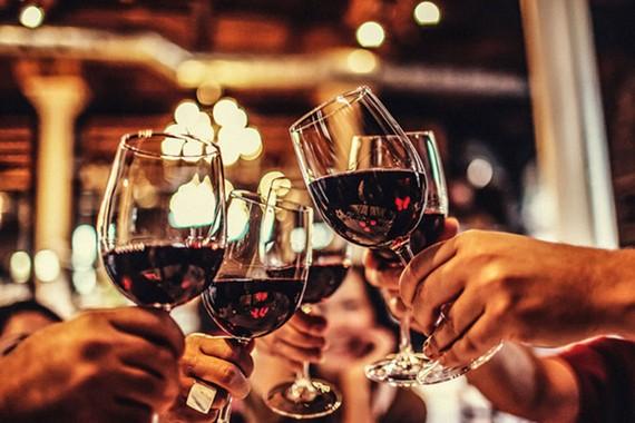 Mất trí không chỉ do uống rượu