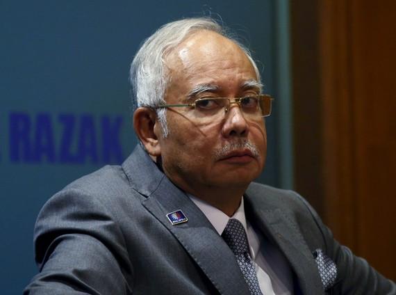Cựu Thủ tướng Malaysia Najib Razak. (Ảnh: Reuters)