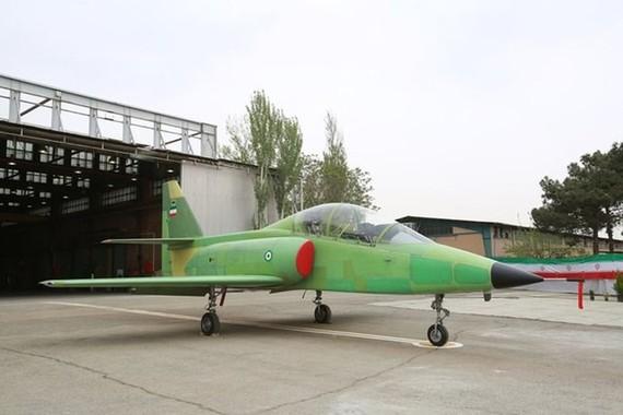 Máy bay chiến đấu Kowsar. (Nguồn: defence.pk)