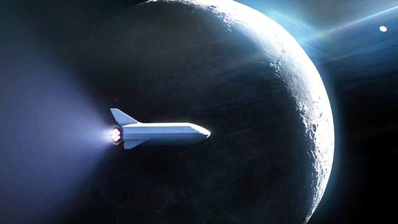 Tỷ phú Nhật Bản sẽ là du khách đầu tiên bay lên Mặt trăng