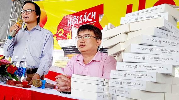 Ra mắt bộ sách về Huế - Triều Nguyễn