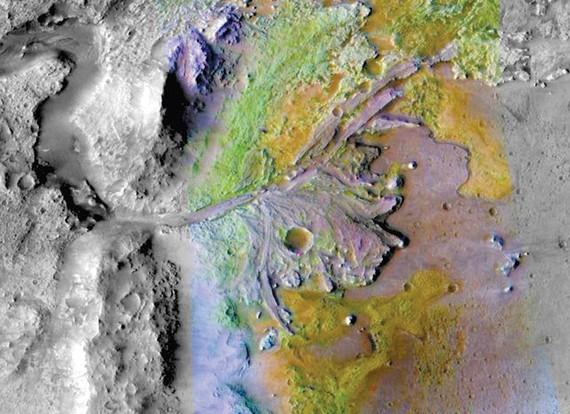 NASA tiếp tục khám phá sao Hỏa