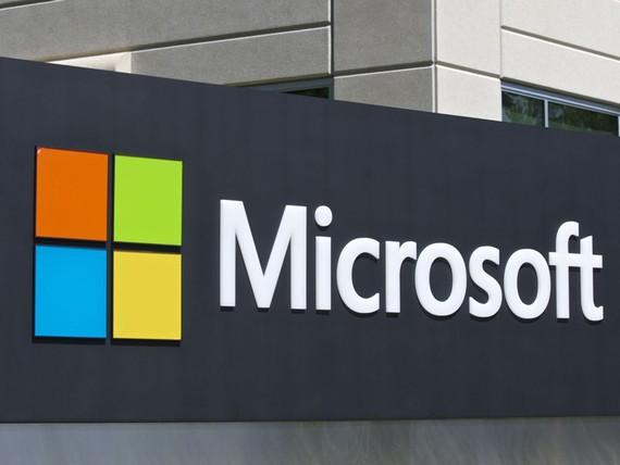 Microsoft là công ty có giá trị nhất của Mỹ