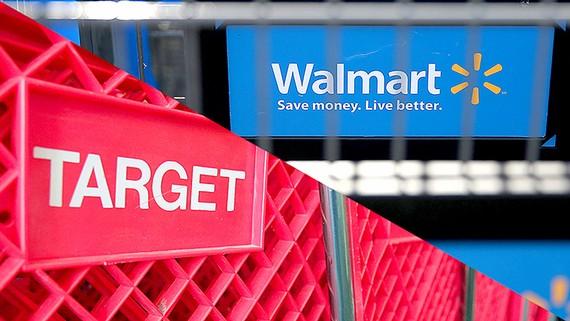Walmart và Target bị kiện vì đồ chơi nhiễm chì