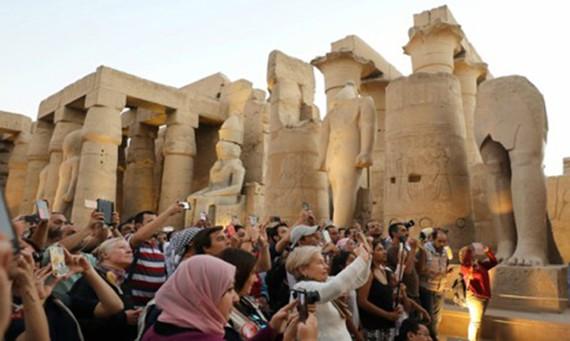 Du lịch Ai Cập khởi sắc