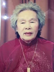 Mẹ Việt Nam anh hùng NGUYỄN THỊ CƠ (Nguyễn Thị Vinh)  từ trần