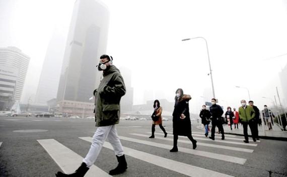 Trung Quốc phạt các thành phố ô nhiễm