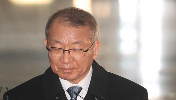 Cựu Chánh án Tòa án Tối cao Yang Sung-tae / Yonhap