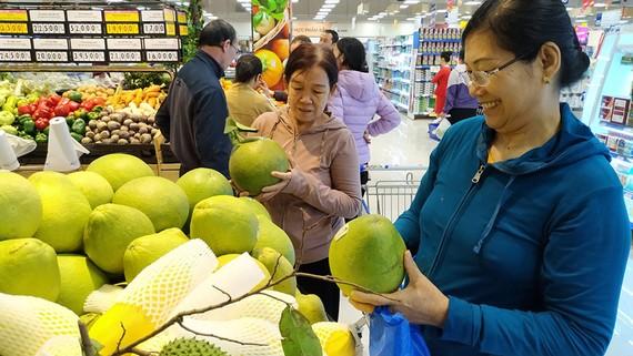 Nhiều sản phẩm nông nghiệp phục vụ người dân